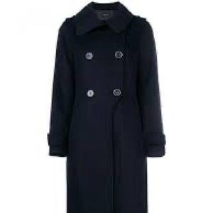 Mackage Elodie Military Wool Coat